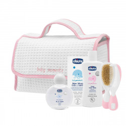 Chicco Baby Moment Pink Beauty Case With Handle