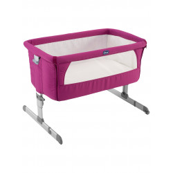Chicco Next 2 Me Crib - Pink