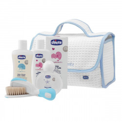 Chicco Baby Moment Blue Beauty Case With Handle