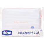 Chicco Baby Moments Gift Pink (Beauty With Zip)