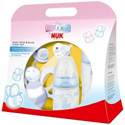 Nuk First Choice Starter Set - Blue
