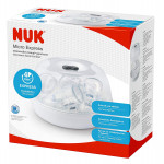 NUK Microwave Steam Sterilizer (1 pack)