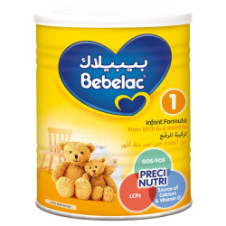 Bebelac 1 First Infant Milk, 400g