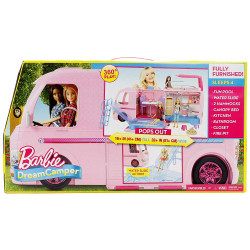 Barbie Dream Camper with Pool
