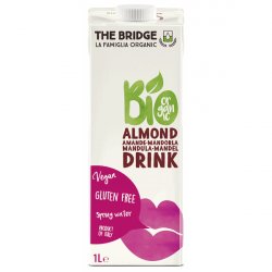 The Bridge Bio Organic Almond Drink 1 L