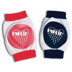 Farlin Knee Pads, Blue or Pink