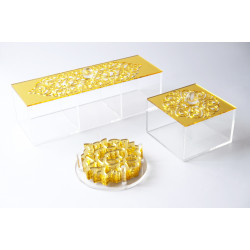Isteakan Gold Arabesque Package