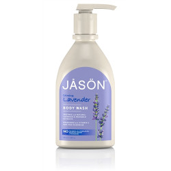 Jason Calming Lavender Pure Natural Body Wash 887 ml