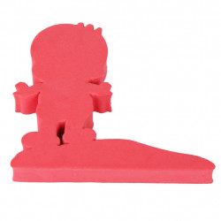 Farlin Safety Door-Stopper, Pink or Blue