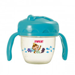 Farlin - Gulu Gulu 2 Straw Drinking Cup 120ML