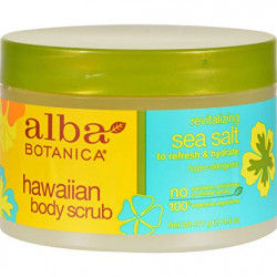 Alba Botanica Natural Hawaiian Body Scrub Sea Salt 411g