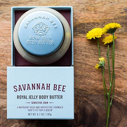 Savannah Bee Company Royal Jelly Body Butter Chamomile & Myrrh