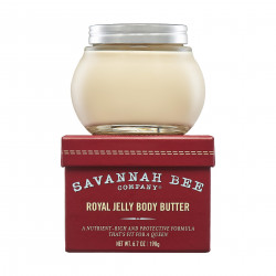 Savannah Bee Royal Jelly Body Butter Original 190g