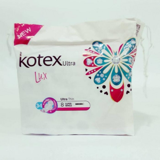 Kotex Ultra Thin - 8 Super Wings