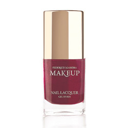 Federico Mahora Nail Lacquer Gel Finish Mysterious Claret 11ml