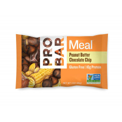 Pro Bar Meal Bar, Peanut Butter Chocolate Chip, 3 Oz