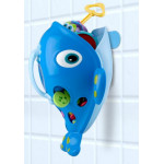 Nuby Sea Scooper Bath Toy, Whale Pail