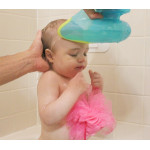 Nuby Tear-Free Rinse Cup, Blue or Pink