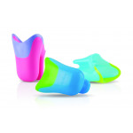 Nuby Tear-Free Rinse Cup, Blue or Pink