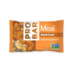 Pro Bar Meal Bar, Almond Crunch, 3 Oz