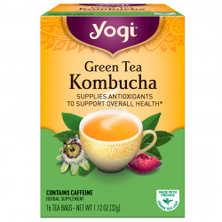 Yogi Tea Kombucha Green Tea 16pcs