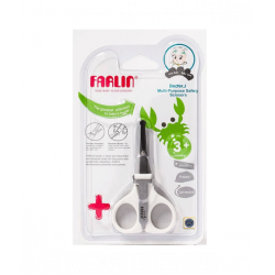 Farlin - Safety Scissor With Filer