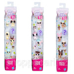 Littlest Pet Shop Series 2 Frosting Frenzy Friends Chocolate Collection Set