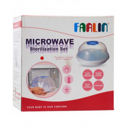 Farlin - Microwave Steam Sterilization Set