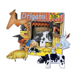 Giochi Preziosi - Origami Animals on the farm