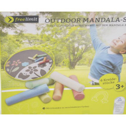 Freelimit - Outdoor Mandala-Set