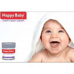 Happy Baby Nappy Rash Cream 60g