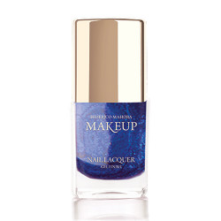 Federico Mahora - Nail Lacquer Gel Finish Neon Blue