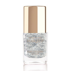 Federico Mahora - Nail Lacquer Gel Finish Silver Chrome