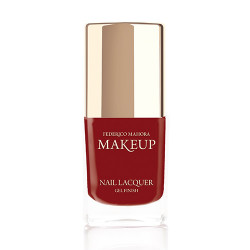 Federico Mahora - Nail Lacquer Gel Finish Posh Red