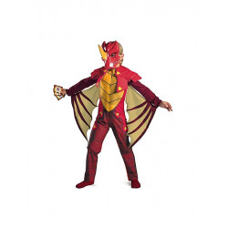 Battle Brawlers Dragonoid Boy's Bakugan Costume With Mask