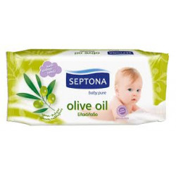 Septona Baby Wipes with Organic Olive Oil Offer