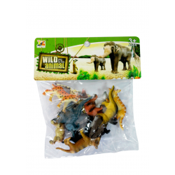 Wild Animals Collection 6 PC