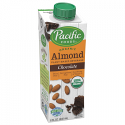 Organic Almond Chocolate Single Serve