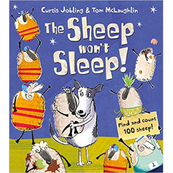Curtis Jobling&Tom McLaughlin  - The Sheep Won't Sleep