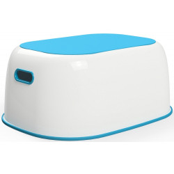 Prince Lion Heart - Step Stool (Blue)