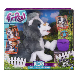 FurReal Friends Ricky My Little Dog Interactive Soft Toy
