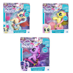 My Little Pony The Movie Glitter & Style Seapony Assortment