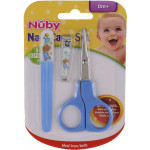 Nuby Evolutive Nail Care Set, 3 pieces, (Available in colors)