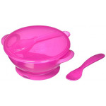 Nuby Microwave Bowl With Spoon