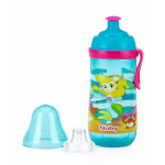 Nuby Free Pop-Up Sipper (Colors May Vary)