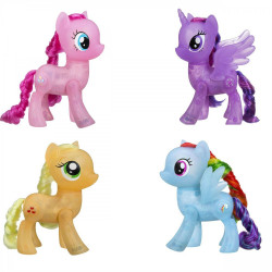 My Little Pony - Shinning Friends Dolls