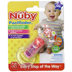 Nuby Pacifinder (Colors May Vary)
