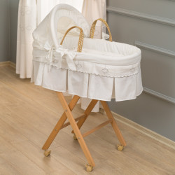 Funna Baby Luna Chic Wicker Basket Set