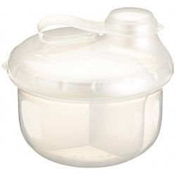 Nuby Milk Powder Dispenser 3 Compartments