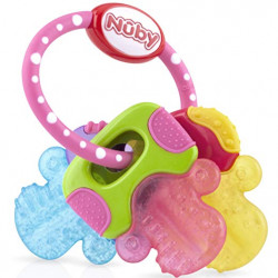 Nuby Teether Icy-Bite Keys